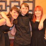 Kirsty, Jesse, Cyndal